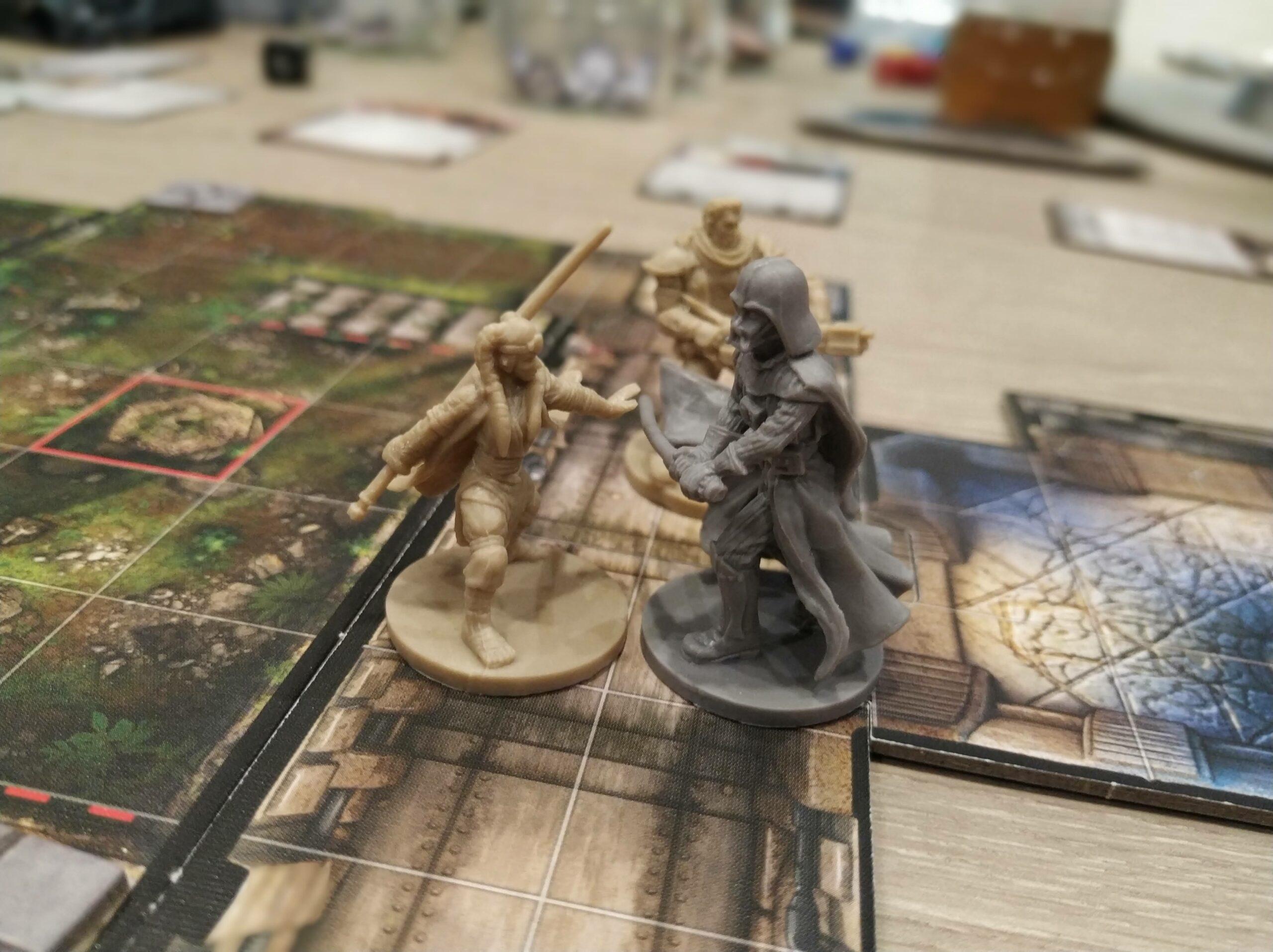 Darth Vador contre Diala